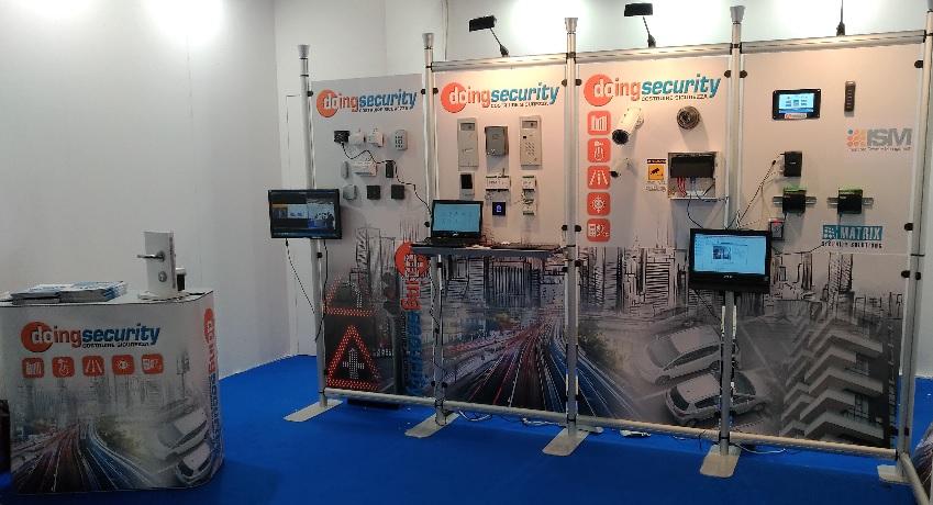 Stand Sicurezza 2017