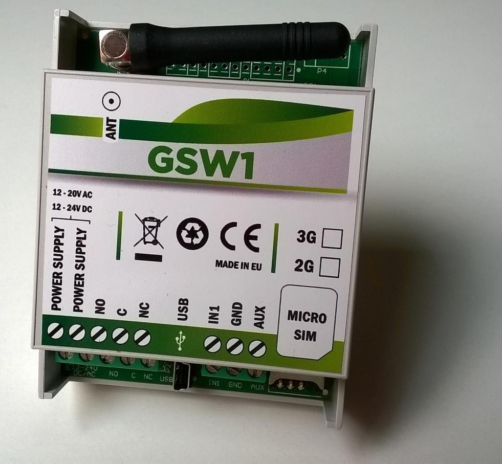 GSW1 EXT DIN