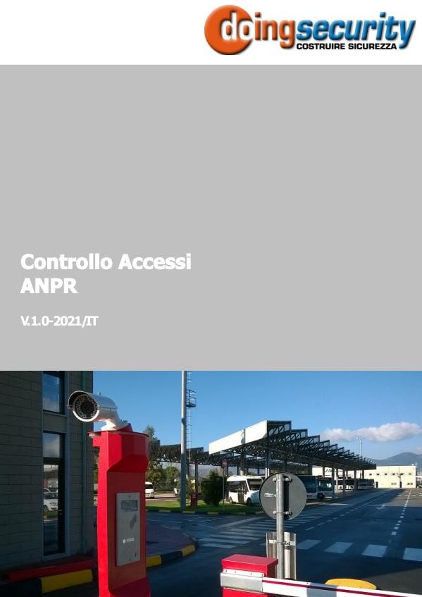 ANPR Cover